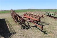 Hesston 12 Wheel Rake