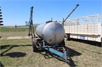 1000 Gallon Aluminum Tank Sprayer
