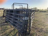 Tarter Panels 9 - 12', 1 - 10', 2 - 6' Gates