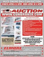 HUGE GUN SALE - ONLINE ONLY VIA GUNBROKER.COM