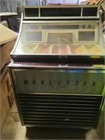 Vintage Wurlitzer juke box