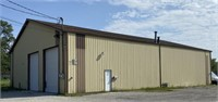 OLO Pole Building Auction - Griffith, IN