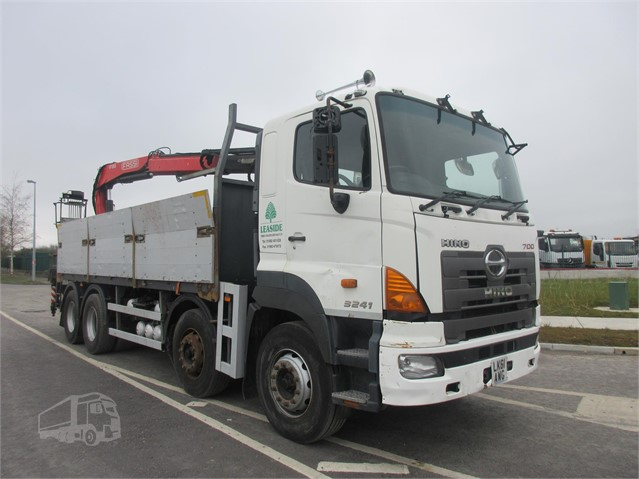 2011 HINO 700 3241 at www.firstchoicecommercials.ie