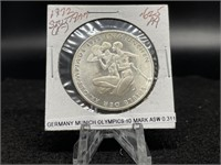 Estate Silver Coin Collection and More Auction