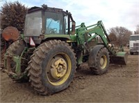 Dean Hansen Estate Online Machinery Auction
