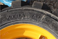 10-16.5 TIRE AND RIM - UNSED