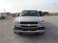 2005 Chevrolet 1500LS