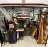 ESTATE STORAGE AUCTION - TWO LARGE UNITS