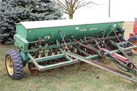 JOHN DEERE FB17 RUN SINGLE DISC COMBINATION GRAIN