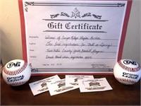 Hawks American Legion Baseball Fundraiser Auction