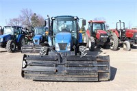 2017 NEW HOLLAND T4.75 MFWD TRACTOR - 798 HOURS