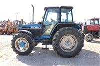 FORD 7740 POWERSTAR SLE MFWD TRACTOR - 15,993 HOUR