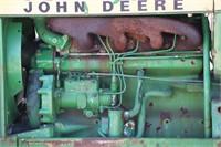 JOHN DEERE 2130 DIESEL TRACTOR - 293 HOURS SHOWING