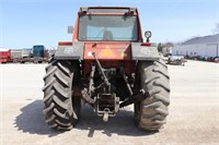 HESSTON 1580DT MFWD - 3777HRS SHOWING