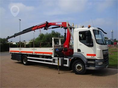 2014 DAF LF180 at TruckLocator.ie
