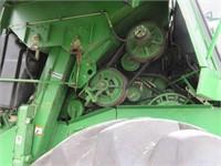 1998 JOHN DEERE 9510 4WD COMBINE-3910/6150 HOURS