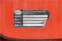 OCLL MODEL 2M ORCHARD SPRAYER