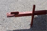 CASIER PIPE TRAILER - UNUSED