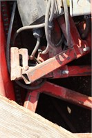 GREENHOUSE TRACTOR WITH CONTROLS