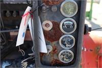 CUMMINS 4 CYLINDER DIESEL MOTOR & IRRIGATION PUMP