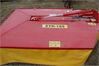 AGROSTROJ  ZTR-185   6' 3PTH DISCBINE