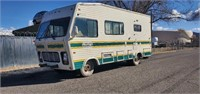 1992 Journey Mobile Office - 454 Engine - #01450