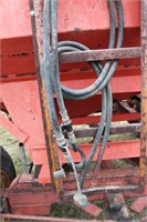 J & M 250 GRAVITY BOX, HORST WAGON