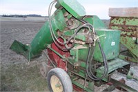 IH 56 BLOWER COMPLETE WITH BADGER ROLLER