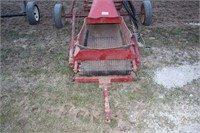 22' HYDRAULIC DRIVE BELT CONVEYOR COMPLETE WITH