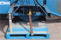 LUCKNOW 9' DOUBLE AUGER 3PTH SNOW BLOWER