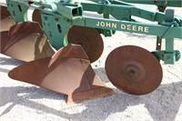 """JOHN DEERE F143  3F SEMI MOUNT 14"""" PLOW"""