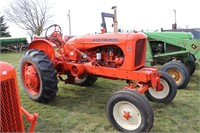 ALLIS CHALMERS WD45 GAS TRACTOR