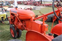 ALLIS CHALMERS 'C' GAS TRACTOR