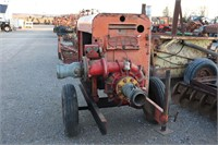 CHRYSLER MOTOR & IRECO IRRIGATION PUMP-AS IS