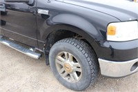 2006 FORD F150 4WD TRUCK - 299,000 KMS