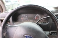 2006 FORD F350 CAB & CHASSIS - 278,000 KMS