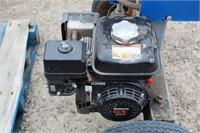 POWERHORSE LOG SPLITTER WITH HONDA GX200 ENGINE