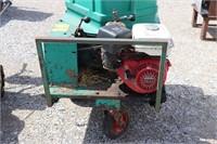 WIC BEDDING CHOPPER - HONDA 9 HP ENGINE
