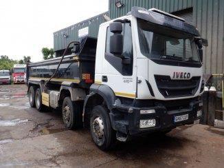 2017 IVECO TRAKKER 410 at TruckLocator.ie