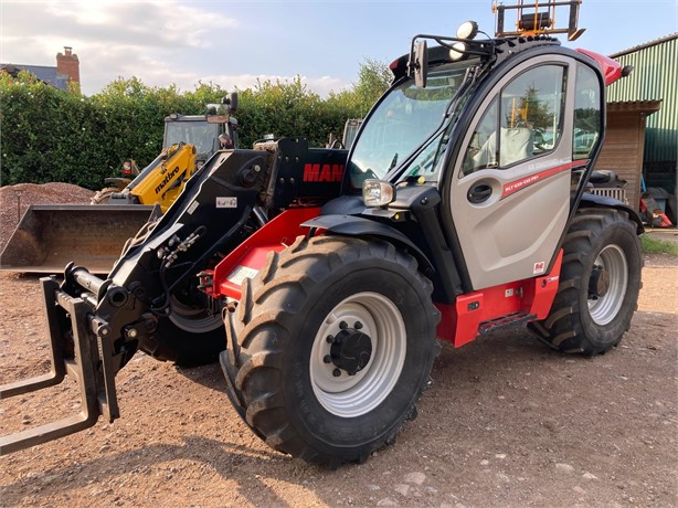 2017 MANITOU MLT635-130PS