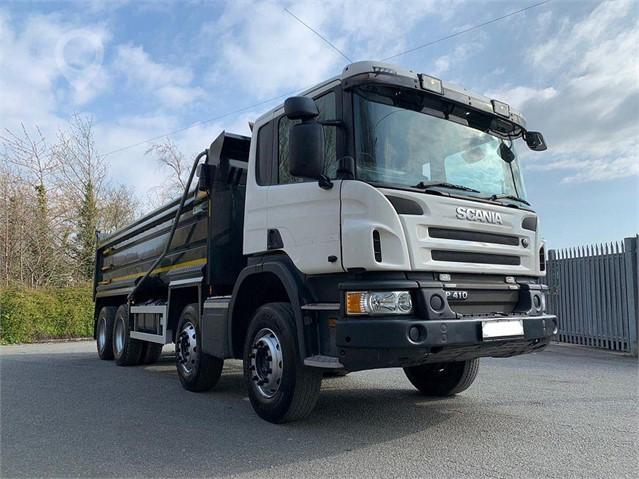 2015 SCANIA P410 at TruckLocator.ie