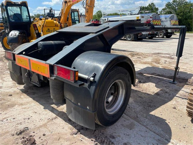 2008 KING SINGLE AXLE JEEP DOLLY at TruckLocator.ie