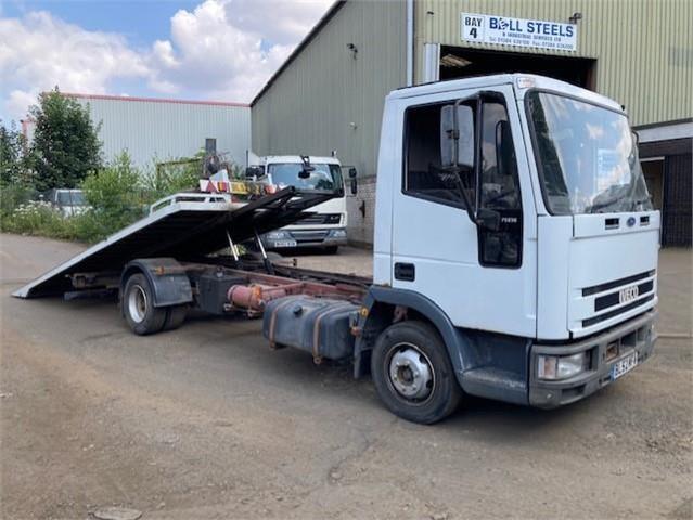 2002 IVECO EUROCARGO 75E18 at TruckLocator.ie
