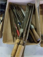 Lawn Mowers, Parts, Tools Auction