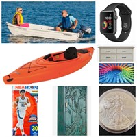 Spring Savings Auction! Overstock Kayak TV Toy & Collectible