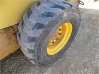 1997 NEW HOLLAND LX885 SKIDLOADER RUNS & DRIVES,
