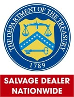 U.S. Treasury (Salvage/Scrap Dealer Only) ending 4/19/2021