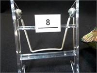 "Carnival Glass Bowl, 7"""