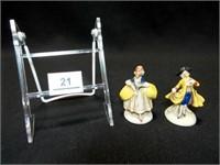 "Figurines, Germany, 2.5"" (2)"