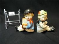 Erphila Art Pottery Figures (2)